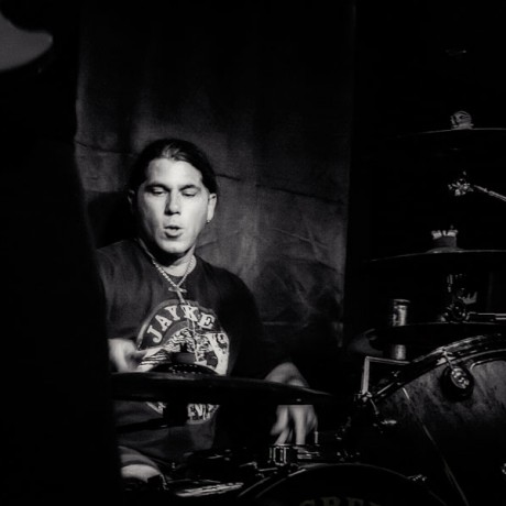 Frey on Drums